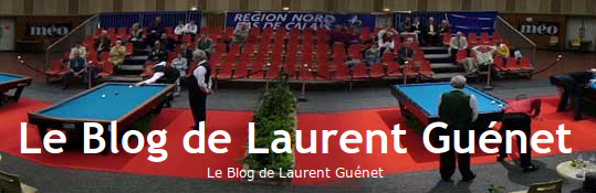 Site officiel de Laurent Guénet